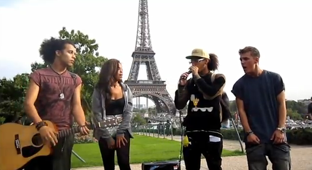 BGT Luminites In Paris