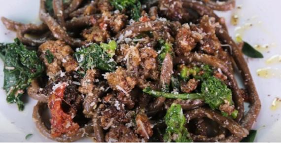 Mario Batali Chocolate Pasta Recipe On The Chew Sharingboost