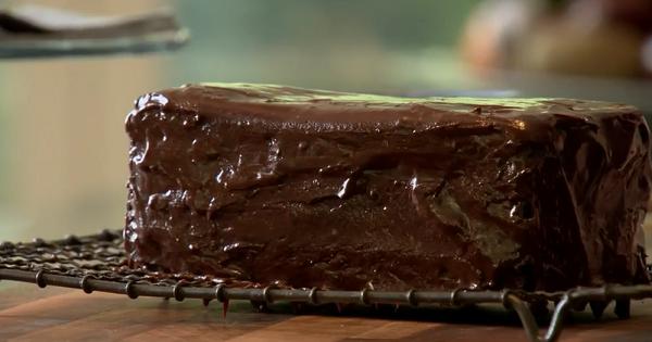 Tom Kerridge Chocolate And Ale Cake