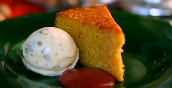 Orange Cake Recipe Tom Kerridge