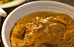 Shane Delia antequera-style braised rabbit with artichoke recipe on Shane Delia's Moorish  ...