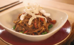 The Hairy Bikers' pork chow mein on The Best Ever Dishes