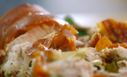 May's Lechon Roast Pork on Mary Berry's Easter Feast