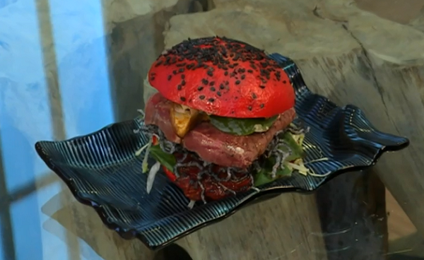 Michael O Hare S Wagyu Beef In Xo Sauce Burger On Saturday