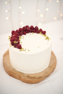 New Zealand Wedding Cake