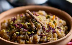 Nadiya Hussain's Bangladeshi snack on The Chronicles of Nadiya