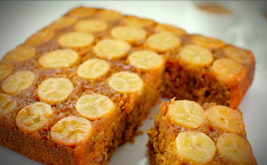 Lorraine Pascale Banana Cake