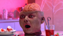 Phil's Bloodthirsty Brain Cake on This Morning