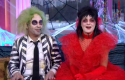 Phillip Schofield and Holly Willoughby's Halloween costume on This Morning