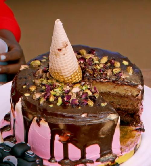 Junior Bake Off Cake Recipes