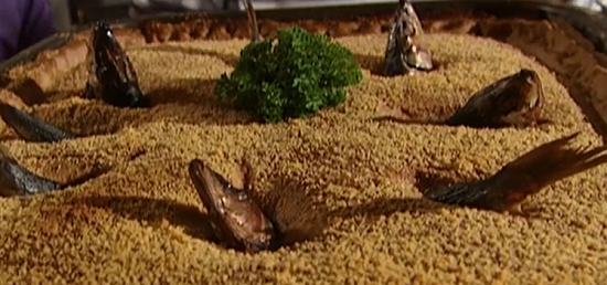 Stargazy pie on Rick Stein's Cornish Christmas