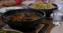 Sanjay's lamb tagine with homemade spice mix on The Hairy Bikers' Comfort Food
