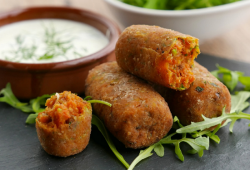 Simon Rimmer's Carrot Croquettes on Sunday Brunch