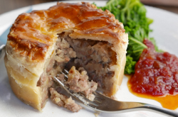 Simon Rimmer's Mince and Potato Puff Pastry Pies on Sunday Brunch