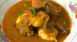 Rick Stein and David Thompson yellow prawn curry on Saturday Kitchen