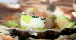 Raymond Blanc baked scallops recipe on How To Cook Well
