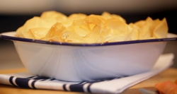 Matt Tebbut's creamy chicken and leek pie on Save Money: Good Food