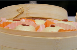 John Whaite's Chinese steamed buns  on Chopping Block