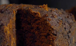 Paul Hollywood's Icelandic volcanic Christmas cake on City Bakes