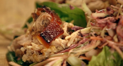 The Incredible Spice Men pulled pork with cinnamon and clove on Saturday Kitchen