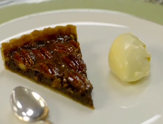 Paul Hollywood's Irish stout and pecan pie on Paul Hollywood City Bakes