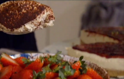 Ava's tiramisu with Icelandic Skyr Yoghurt on Paul Hollywood City Bake