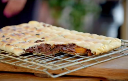 Paul Hollywood barbecue pie on City Bakes in south Africa