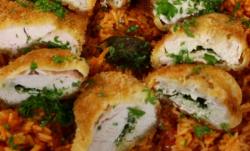 Matt Tebbutt chicken kievs on Save Money: Good Food