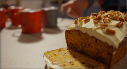 Simon Rimmer's date and squash loaf on Eat the Week with Iceland