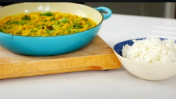 Matt Tebbutt's fish curry on Save Money: Good Food