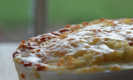 Billy's granny fish pie recipe on the Hairy Bikers' Best of British