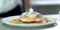 Pan fried souffle recipe on Raymond Blanc: How to Cook Well