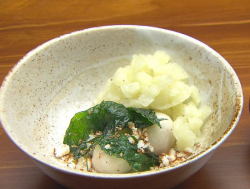 Karlie's Sticky Rice Dumplings with Basil and Lemongrass Syrup on Masterchef Australia 2017