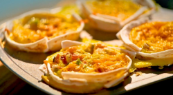 Tilly's Tortilla Cups on Matilda and the Ramsay Bunch