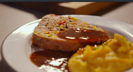 Simon Rimmer's Korean Meatloaf on Eat the Week with Iceland