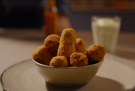 Simon Rimmer's sweet potato and apricot croquettes on Eat the Week with Iceland