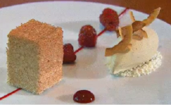 Ben's Lamington Cake on Masterchef Australia 2017