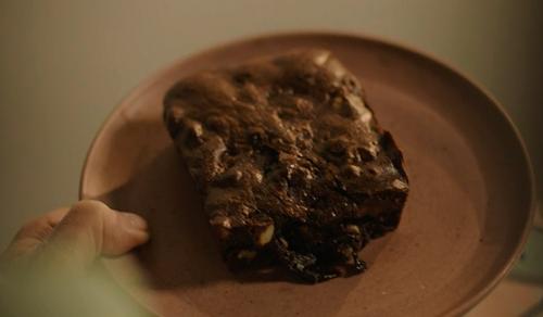 Nigella Lawson's Emergency Brownies  on Nigella: At My Table