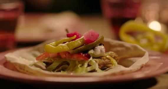 Nigella Lawson's spicy chicken shawarma on Saturday Kitchen