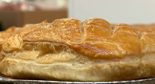 Barry's award winning Aberdeen Angus steak pie on Royal Recipes