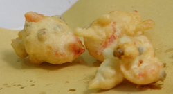 Giuseppe's Italian vegetable dough balls on Hairy Bikers' Mediterranean Adventure