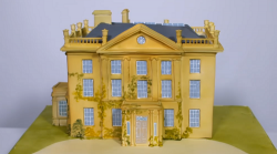 Phil's Highgrove house cake for Prince Charles  on Extreme Cake makers