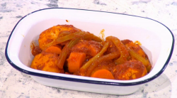 Giorgio Locatelli's ngozzomoddi on Sunday Brunch
