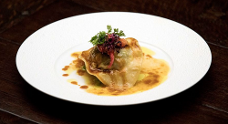 Gordon Ramsay's Raviolo of Marron on MasterChef Australia 2018