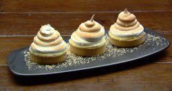 jess' Lime Tart with Brazil Nut Praline on MasterChef Australia 2018