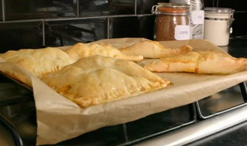 Lisa Dye lamb pasties on Eat Well for Less?