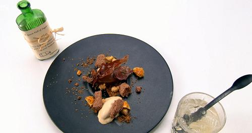 Ryan Simson-Trotman A Spoonful Of Sugar  chocolate and salted caramel ice cream dessert on Great ...