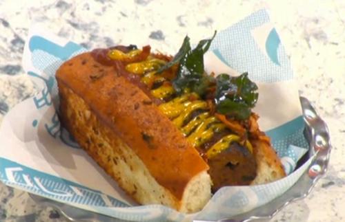 Pritesh Mody clove smoked version kebab for bonfire night on Sunday Brunch