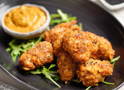 Simon Rimmer's Spicy Chicken Nuggets on Sunday Brunch