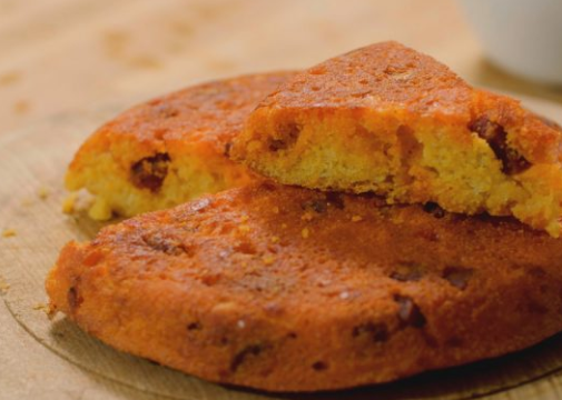 Richard Bertinet Cornbread with Manchego Cheese and Chorizo on James Martin's Saturday Morning